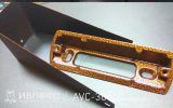Вызывная панель AVC-305 крепеж